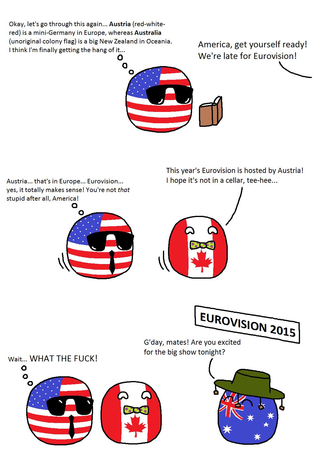 """""""Euro""""vision"""