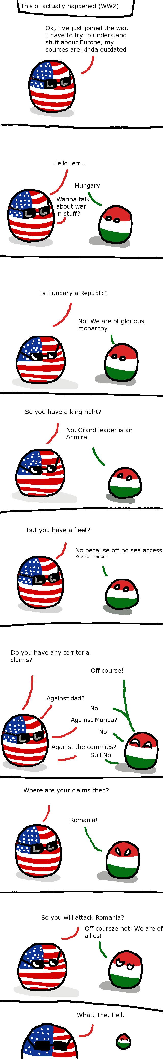 European politics 101