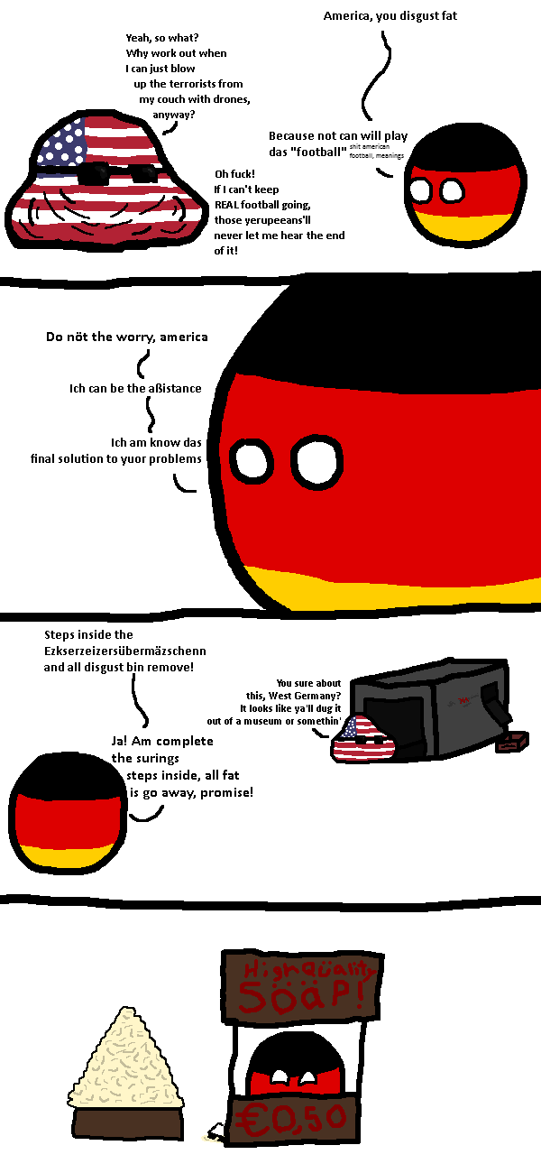 Germany's Solution
