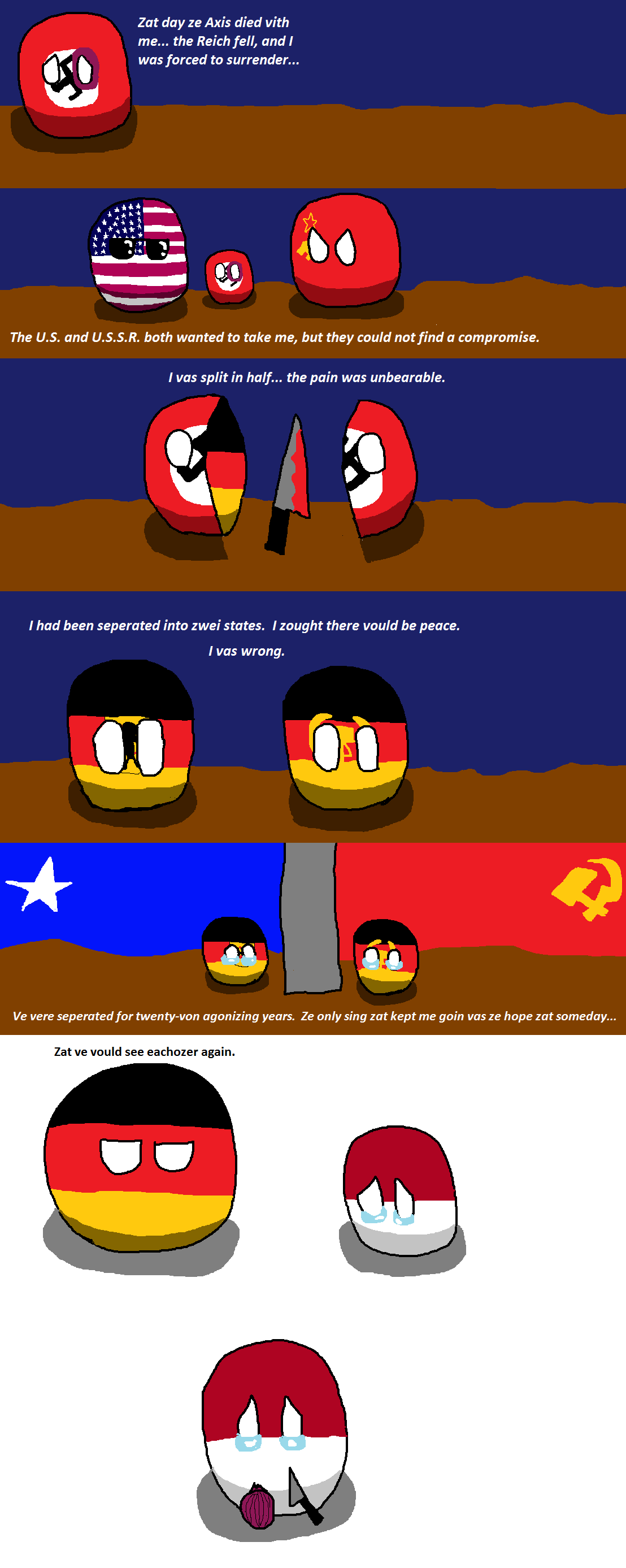 Germany's Story