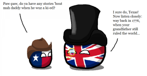Grandpa Britain's Revenge
