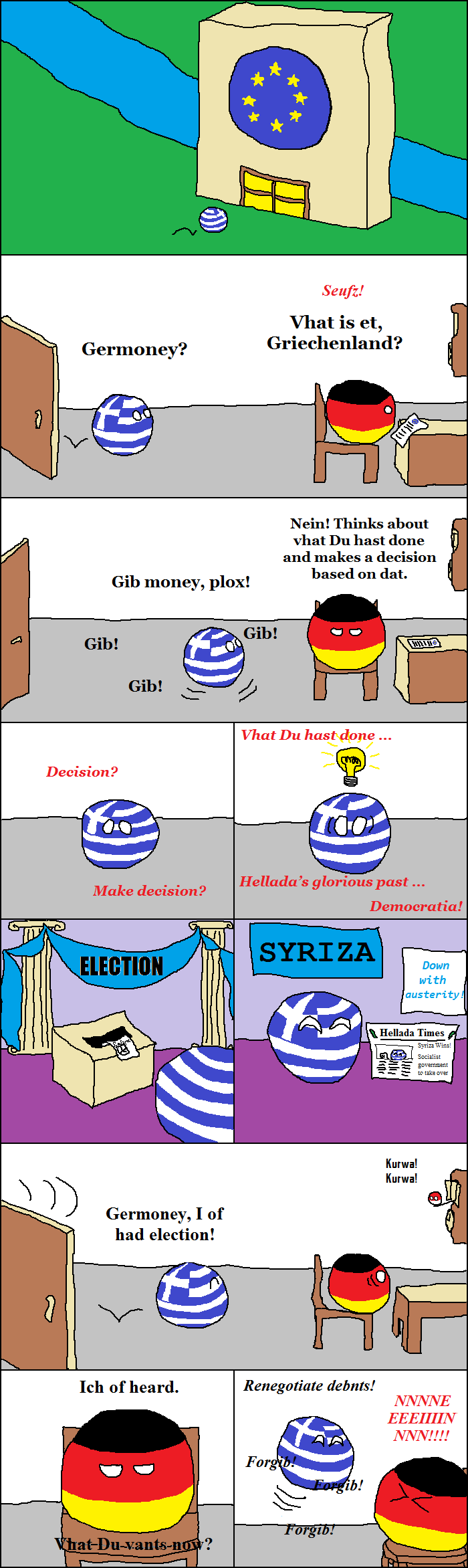 Greece's new plan