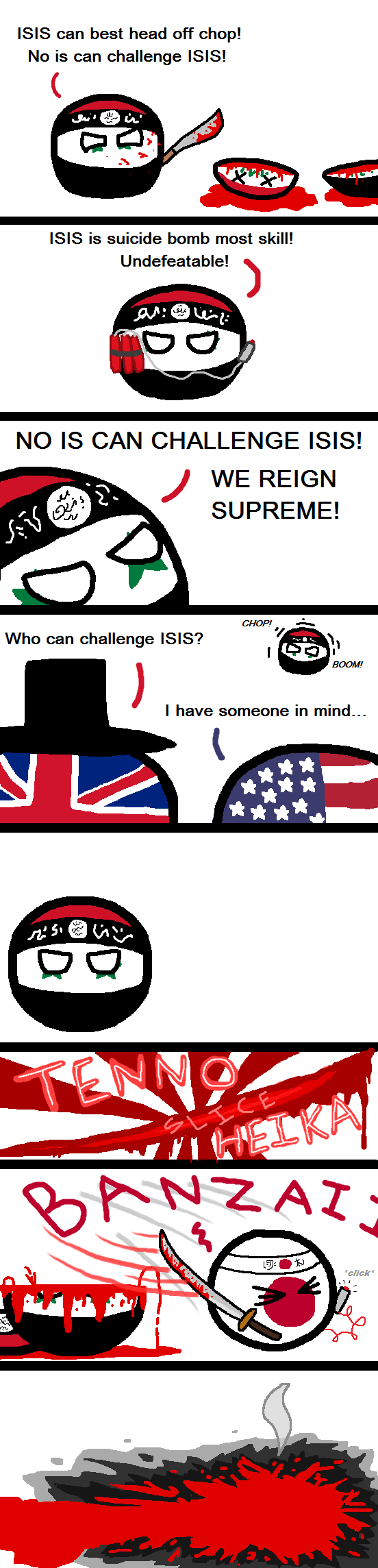 ISIS Gets a Rival