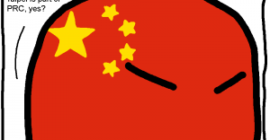 People's Republic of China, Only China!