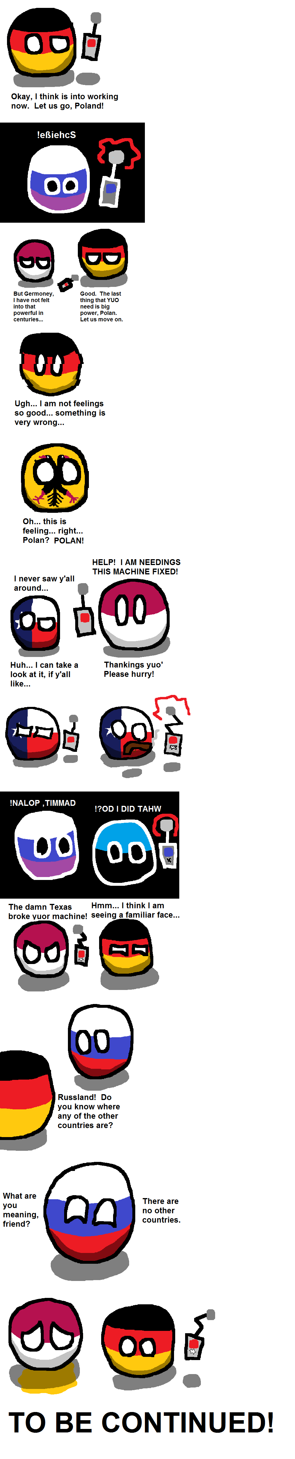 Polan and Germoney's Adventures in Time Part 2