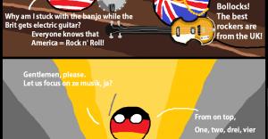 The UN orchestra