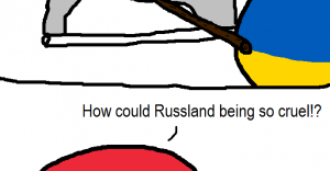 Ukraine no longer feels like itself...