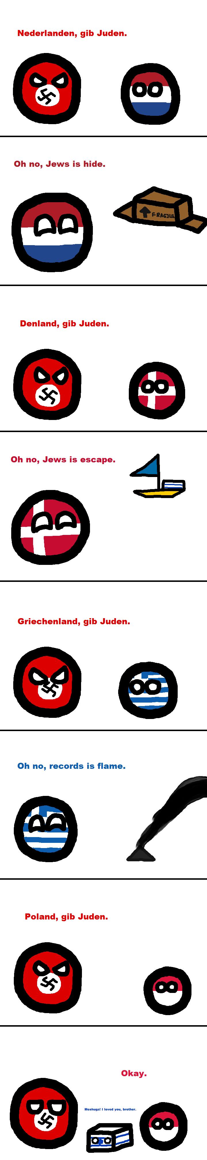 The brave Poland