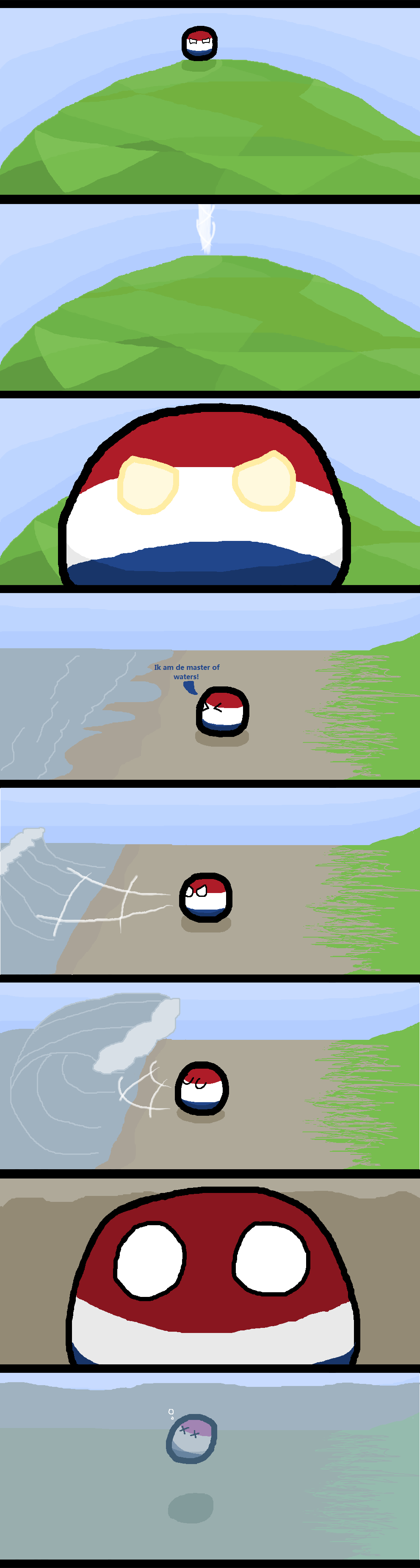 Water: The Last Dutch Bender