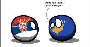 Kosovo's Job