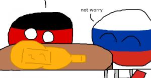 Russia's peanut