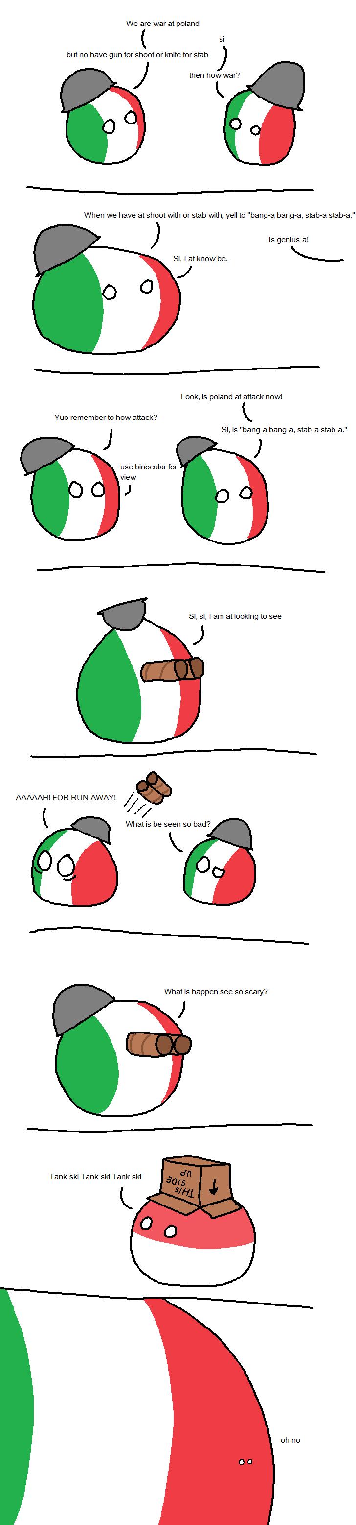 Italy's Day
