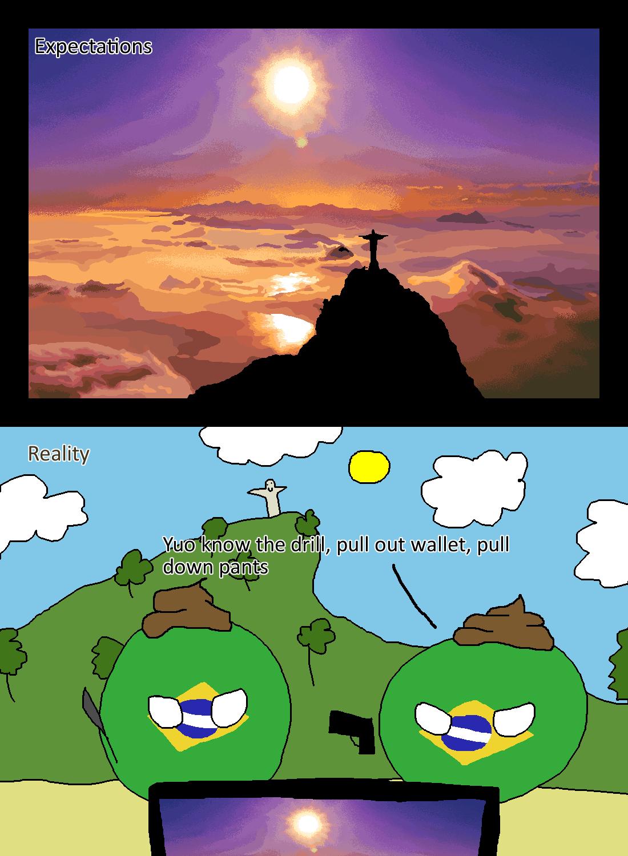 Visiting Brazil
